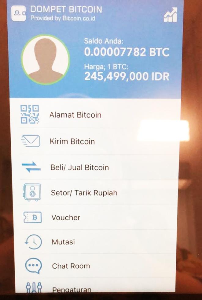 saldo bitcoin dove posso vendere il mio bitcoin