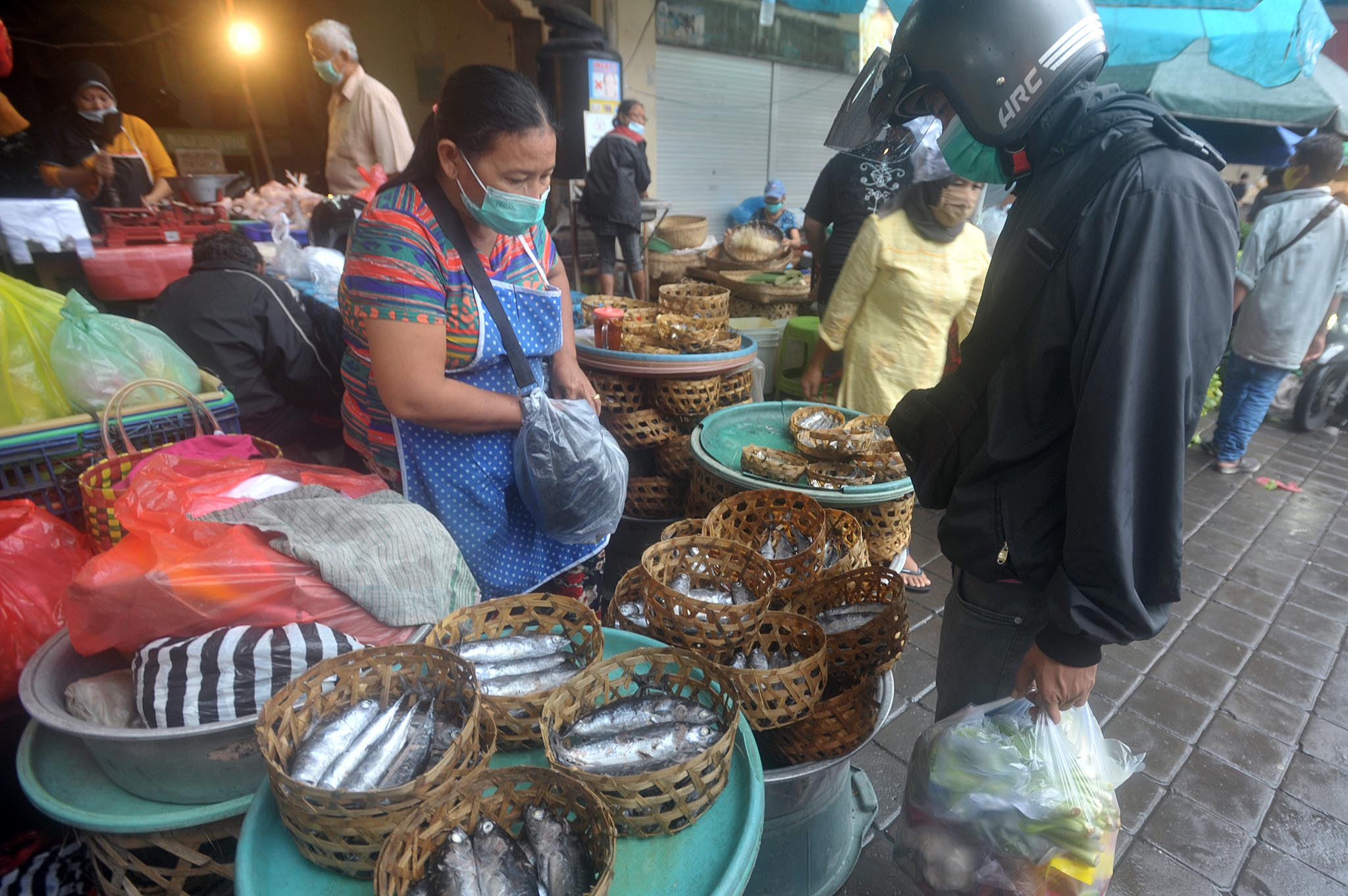 Perkuat Model Penyaluran Modal UMKM Perikanan   Bisnis Bali